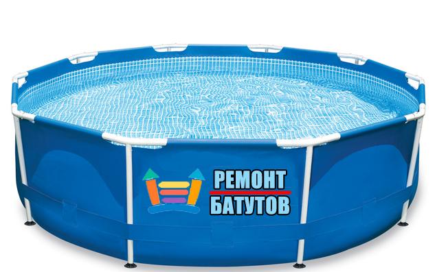 Ремонт каркасных бассейнов