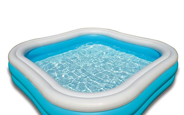 Ремонт надувных бассейнов